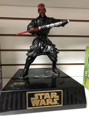 Darth Maul Star Wars Thinkway Toys 1999 Lucasfilm for Sale in La Habra, CA