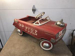 Photo Vintage Murray Peddle Car