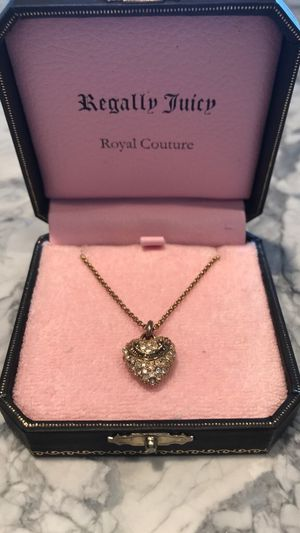 Juicy Couture Necklace for Sale in Arlington, VA