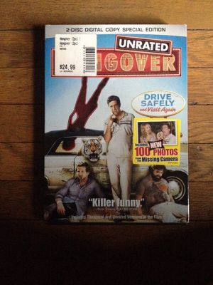 DVD the hangover for Sale in Detroit, MI