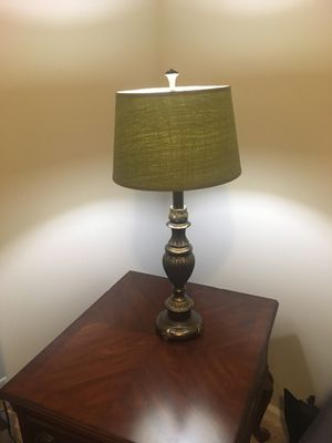 Brass Table Lamp for Sale in Roswell, GA