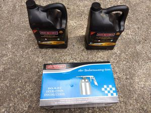 Mouse Free non-toxic RV undercarriage spray kit for Sale in Seattle, WA
