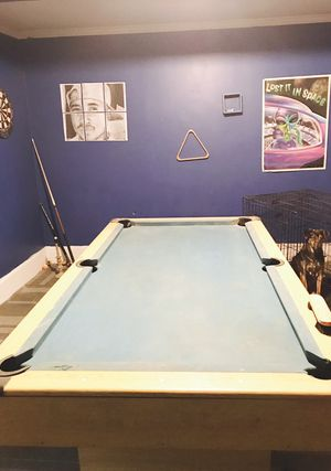 Pools For Sale In North Carolina OfferUp - 6 1 2 foot pool table