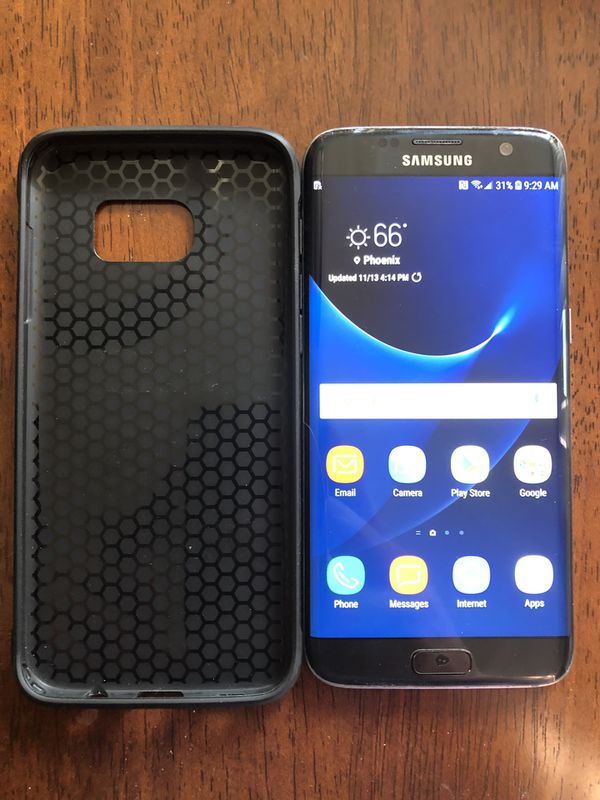 brand new 10363 b07a6 Samsung Galaxy S7 Edge 32GB UNLOCKED, phone case and charger. Comes in  original box. for Sale in Phoenix, AZ - OfferUp