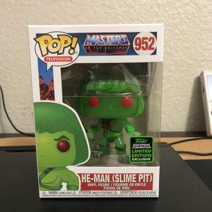 Photo He-Man (Slime Pit)