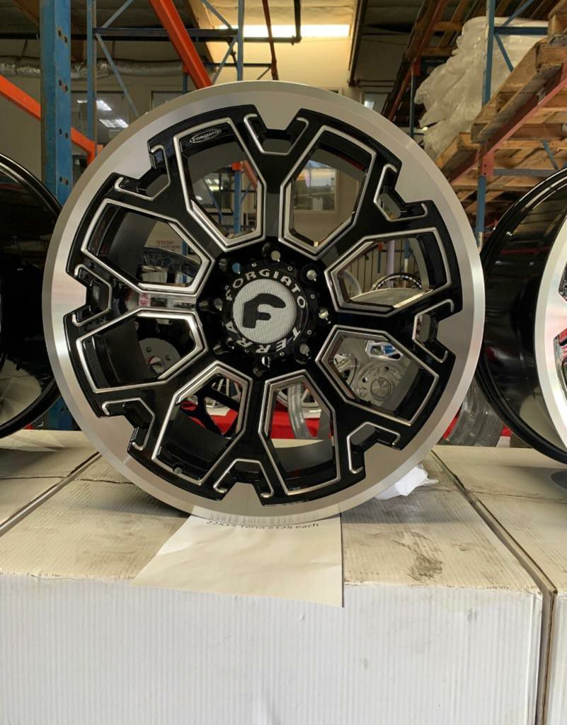 """Rines 20"""" para Chevy 2019-2020 MONKEY RIMS AND TIRES"""