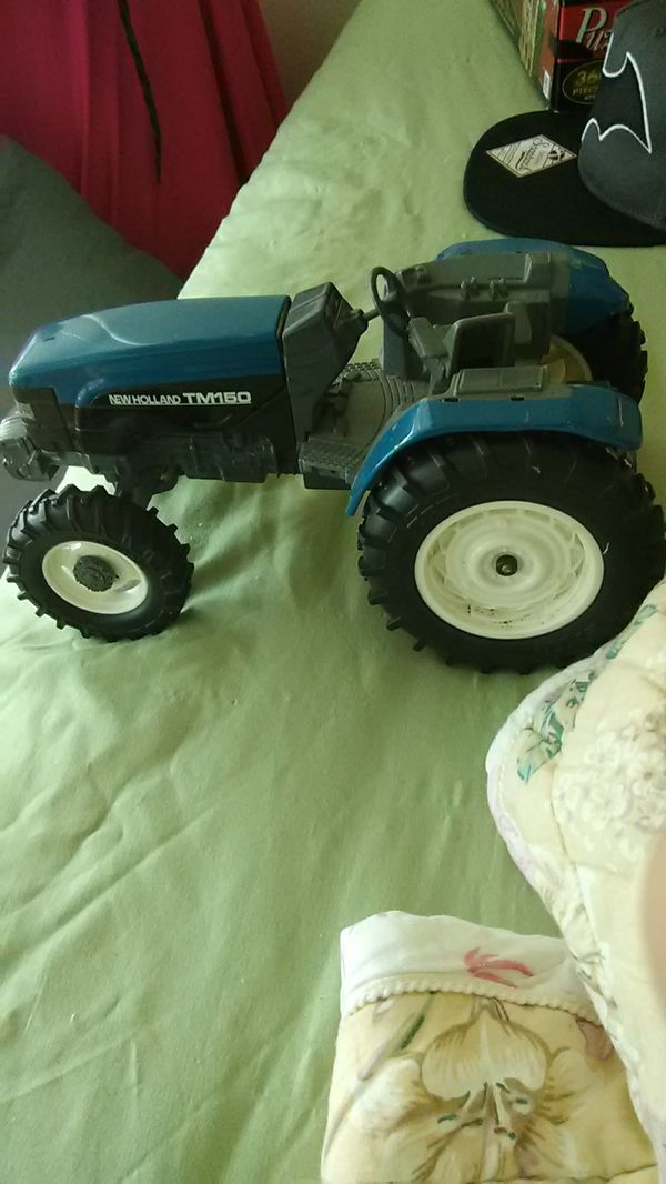 TM150 New Holland tractor for Sale in Bel Air, MD - OfferUp