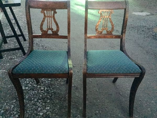 - Antique Duncan Phyfe Chairs (Antiques) In Cleveland, OH - OfferUp