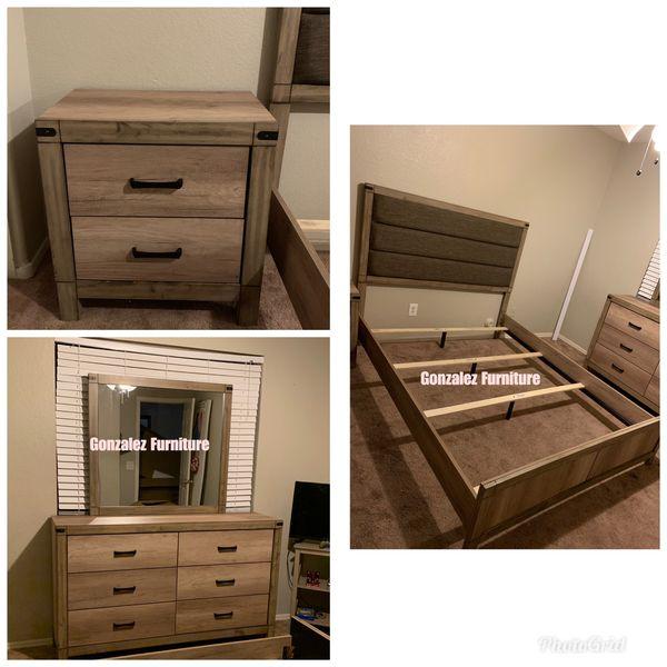 Queen 4pc Bedroom Set For Sale In Phoenix Az Offerup