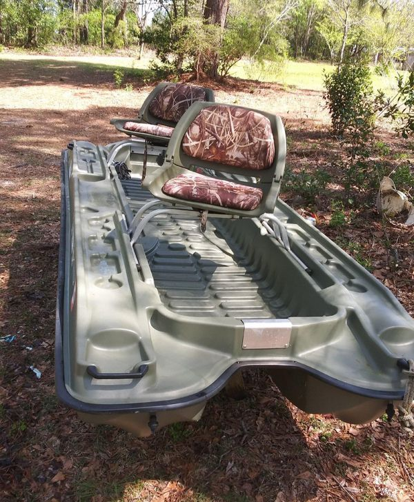 Pelican 10 ft  Bass raider fishing boat for Sale in Pelion, SC - OfferUp