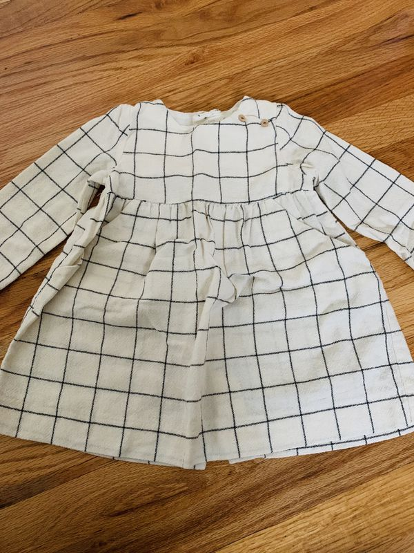 cfb11ee44 Zara Baby Girl Clothes Dress Size 2/3 for Sale in Bellevue, WA - OfferUp