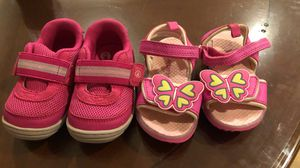 Stride Rite and Carters Girls Shoes for Sale in Sykesville, MD