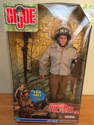 1999 GI Joe Large Action Figure for Sale in Poway, CA