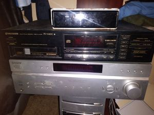 Sony and pioneer Audio for Sale in Austin, TX