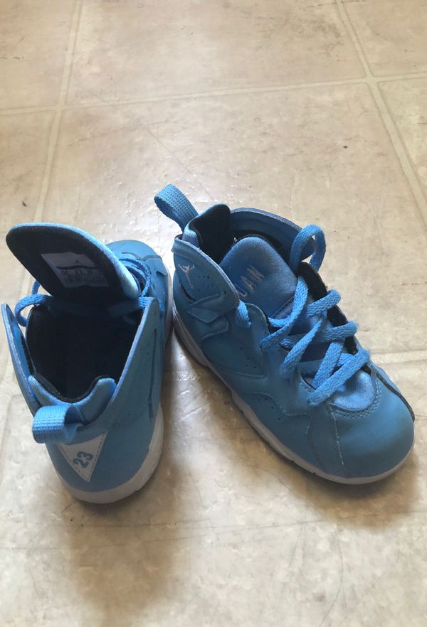 huge selection of 2f614 6b7e6 Baby blue Jordans, Toddlers for Sale in North Las Vegas, NV - OfferUp