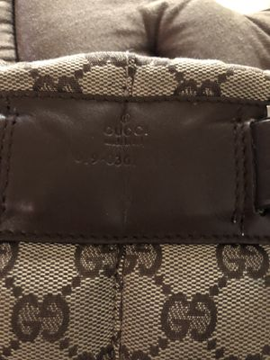 Gucci Baby Carrier Authentic for Sale in Rockville, MD