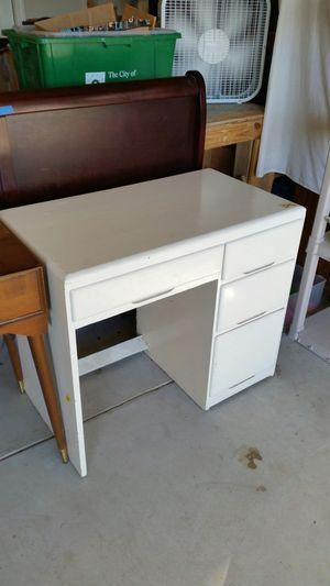 Vintage School Desks For Sale Light Oak Computer Desk