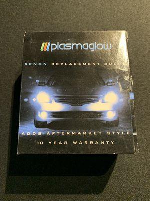 Plasmaglow Xenon Replacement Bulbs 9006 - Blue 55 Watt for Sale in Rockville, MD