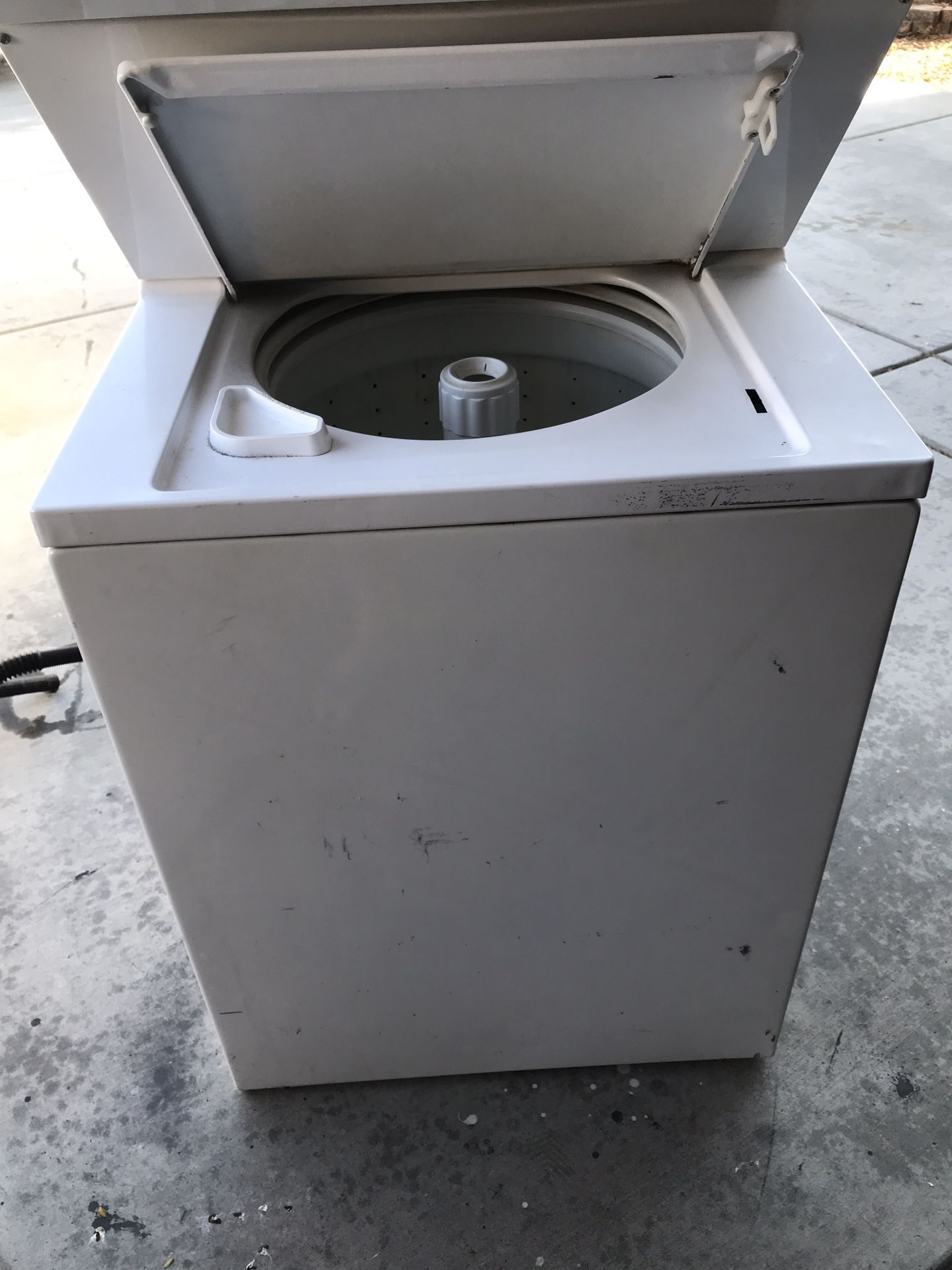 frigidaire twin washer and dryer