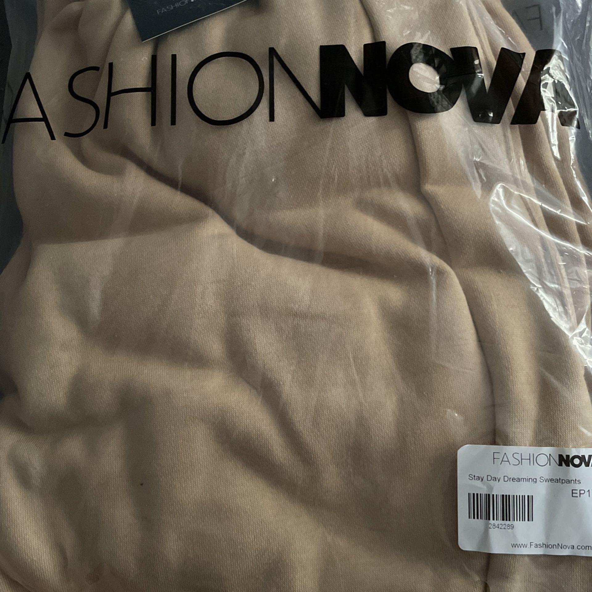 Fashion Nova Sweat Pants