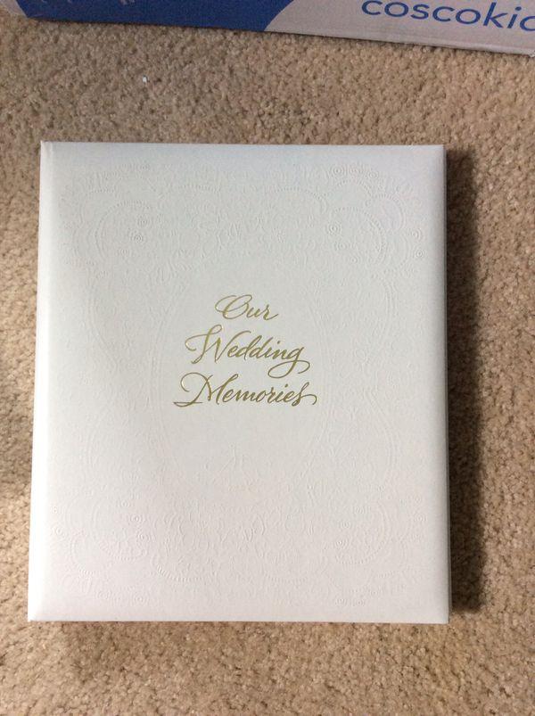 Hallmark Wedding Memory Album For Sale In Danbury Ct Offerup