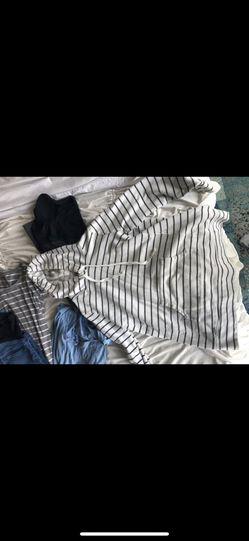 Used Small/Medium maternity clothes Thumbnail