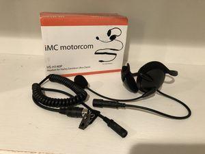 iMC Motorcom Headset for Harley Davidson Ultra Classics for Sale in Warrenton, VA