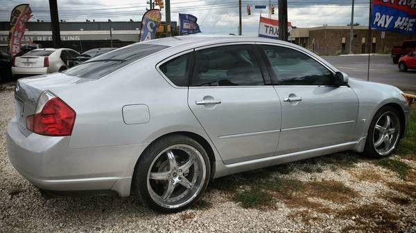2006 Infiniti M35 For Sale In San Antonio Tx Offerup