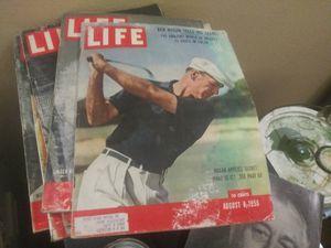 Life Magazine Ben Hogan August 8th 1955 for Sale in Roy, WA