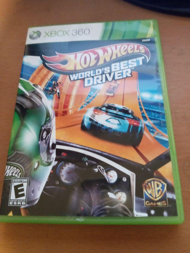 Hotwheels worldd bedt driver