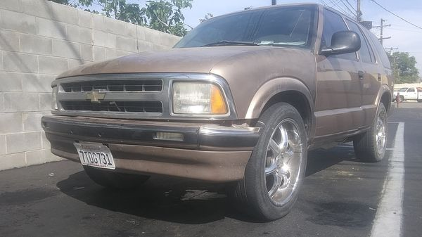 1996 chevy blazer for sale in bakersfield ca offerup offerup