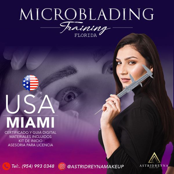 Microblading training for Sale in Hialeah, FL - OfferUp