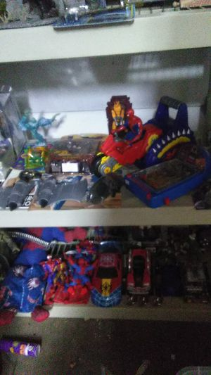 Spiderman figures and toys for Sale in Margate, FL