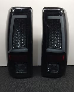 Black Smoke Optic LED Tail Lamps Thumbnail