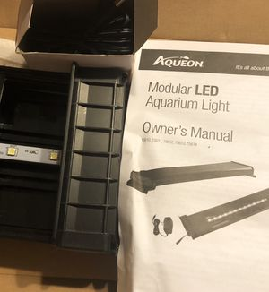 AQUARIUM LED LIGHT for Sale in Bristow, VA
