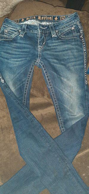 Photo Rock Revival jeans