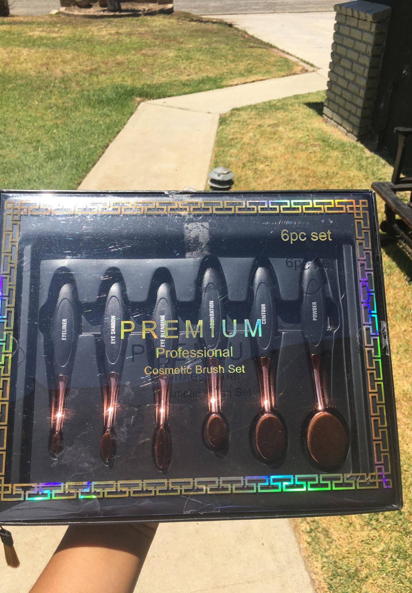 Premium Professional Brush set