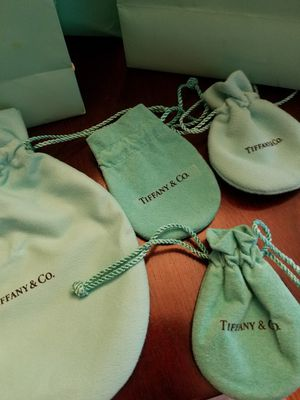Tiffany&Co bags and pouches for Sale in Bethesda, MD