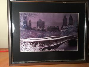 Snowy city pictures for Sale in St. Louis, MO