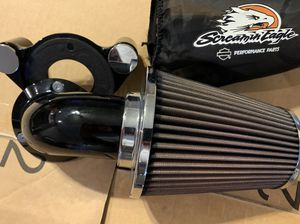 Photo Harley Davidson air cleaner all Sportster 2008-2020