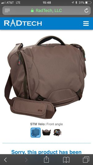 STM 13' laptop bag for Sale in San Diego, CA