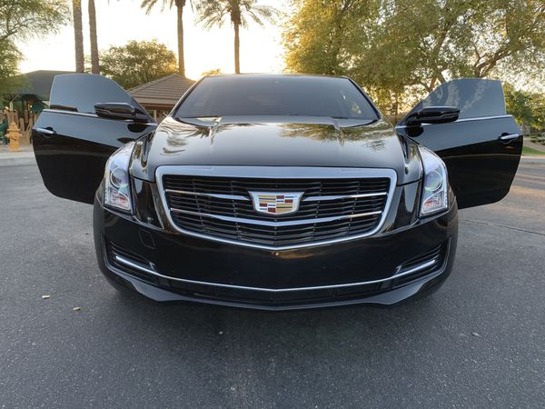 2016 Cadillac ATS 2.0 Turbo for Sale in Phoenix, AZ - OfferUp