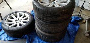 """BMW 19"""" Rims with Michelin Sports tires. for Sale in Falls Church, VA"""