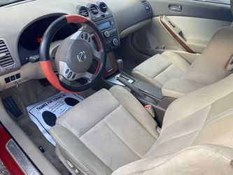 2008 Nissan Altima Thumbnail