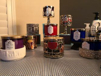 BATH&BODYWORKS 3WICK SCENTED CANDLES Thumbnail