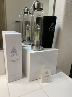 SOJI pure crystal energy(great Xmas gift!) for Sale in Chula Vista, CA
