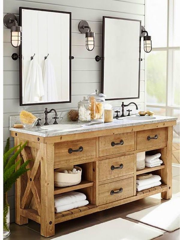 Rustic Farmhouse Bathroom Vanity 60 For Sale In Cape Coral Fl Offerup