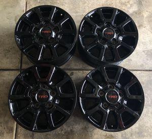 """Photo 18"""" Toyota Tundra TRD PRO Wheels/Rims"""