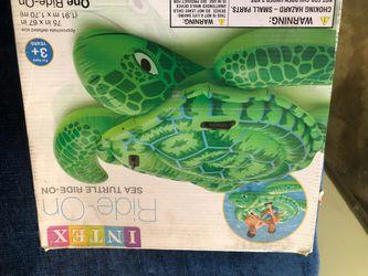 Inflatable floaty Thumbnail
