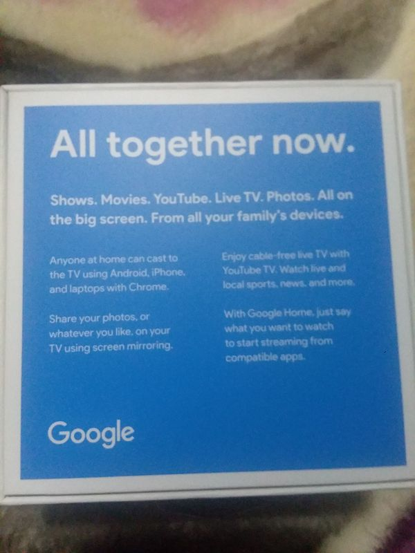 Google chromecast for Sale in Chicago, IL - OfferUp